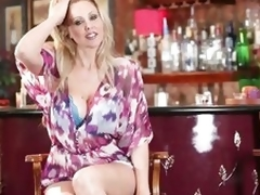 Awesome Julia Ann shows off her excellent rack