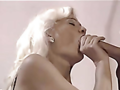Raunchy Blond Milf free video