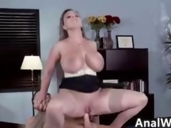 Naff MILF All over Big Confidential Doing Anal To Mouth