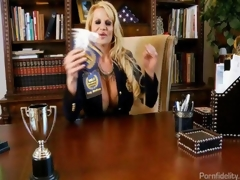 MILF University With Academician Kelly Madison